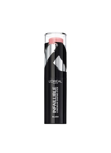 L'Oréal Paris Infaillible Shaping Stick Allık 001 Sexy Flush Pembe